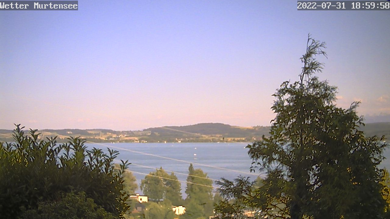Webcam Murtensee Bellerive